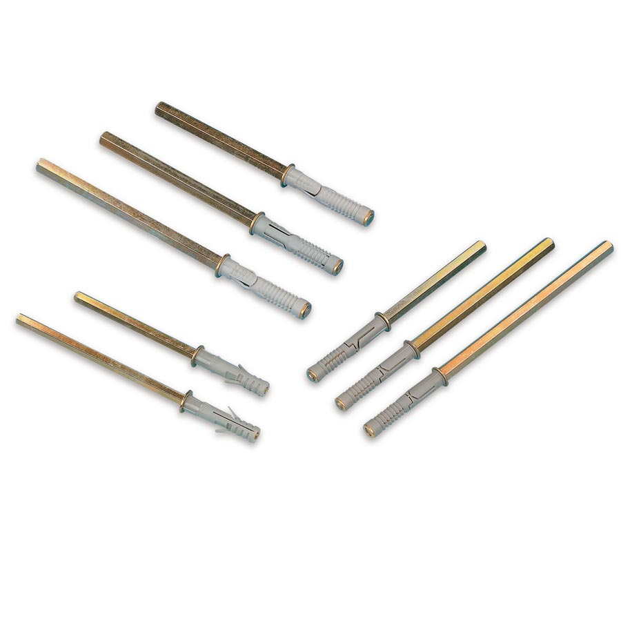 Concealed galvanized steel